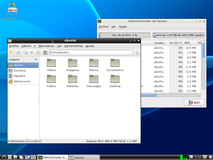 Sistema Operativo Lubuntu
