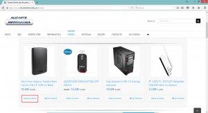 Alicante Informatica tienda online