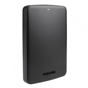 """Disco Duro Externo Toshiba 2TB 2.5"""" USB 3.0 Black"""