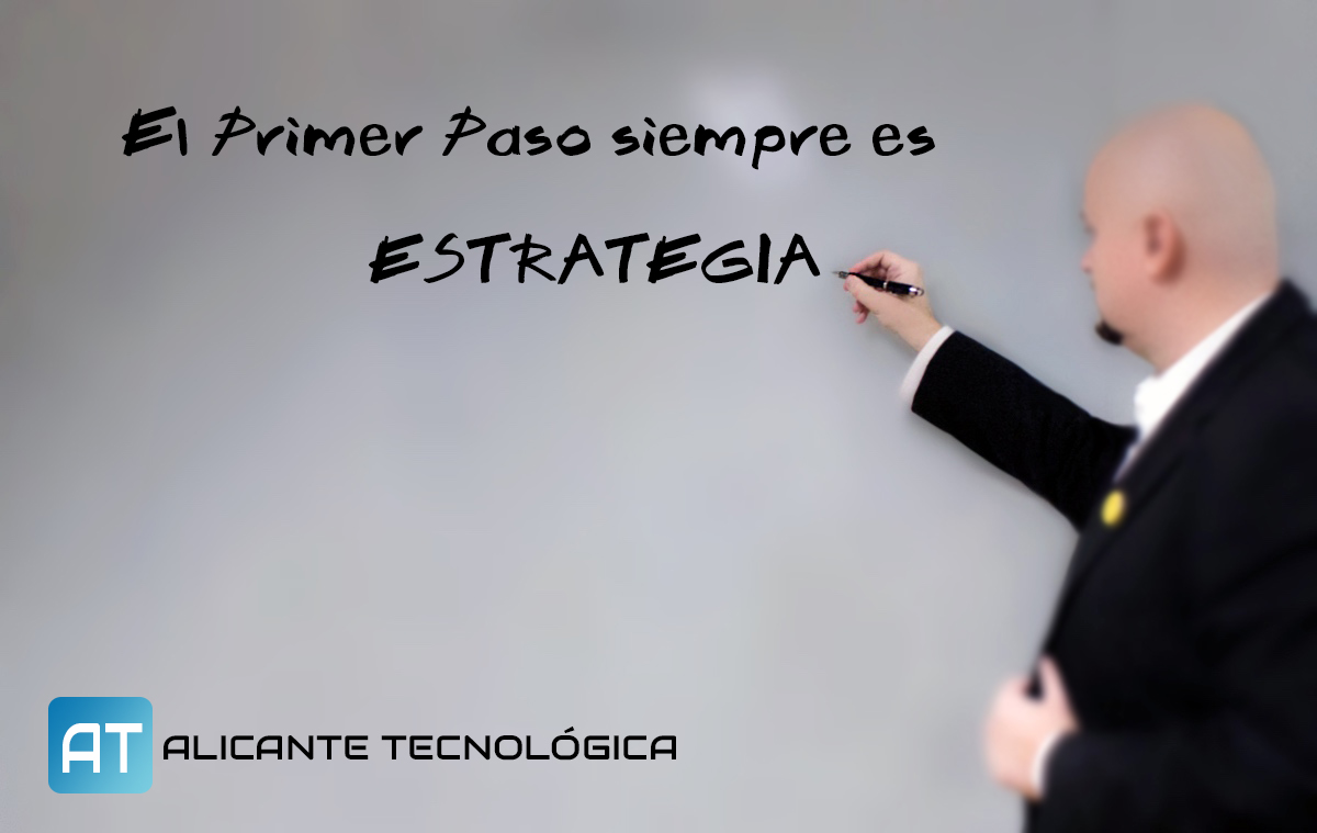 alicante tecnologica estrategia marketing - ALICANTE TECNOLÓGICA