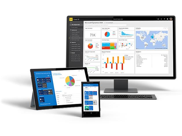 navision erp - Soluciones para empresas: qué es un ERP