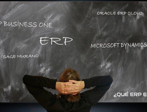 Soluciones para empresas: qué es un ERP