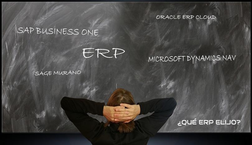 que erp elijo - Soluciones para empresas: qué es un ERP
