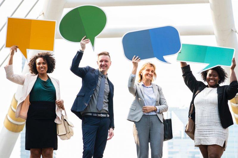 Distingue tu mensaje de los demás